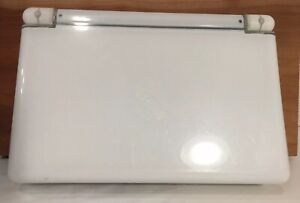 White Psyclone Games Hard Carry Case For Nintendo DS Lite EUC