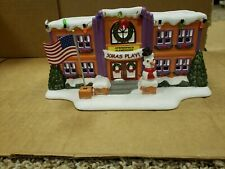 Dept 56 Simpson's Village Springfield Elementary School.