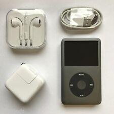 256GB Solid-State iPod Classic 7th Generation Grey/Black SSD Flash Drive 160GB
