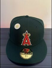 Hat Club Exclusive Green Eggs and Ham Angels 35th Anniversary Patch Size 7-3/4