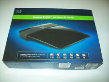Cisco Linksys E1200 Wireless-N WiFi Router tested and working