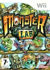 MONSTER LAB NINTENDO WII UK PAL GAME *SAME DAY DISPATCH*