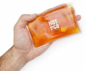 Hot To Go Large Reusable Heat Pack, Hand Warmer, Hot Compress (2 Pack) - New
