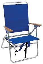 New listing Hi Boy Beach Chair With Cooler Pouch