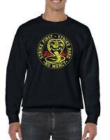 Cobra Kai jumper Karate Kid Movie Kung Fu Martial Arts Retro Men sweatshirt fan