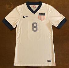 Rare Authentic Nike Usa Usmnt Centennial Clint Dempsey Futbol Soccer Jersey