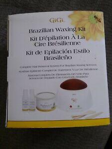Gigi Brazilian Waxing Kit, 14 Ounce NEW
