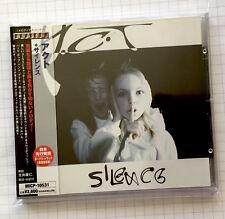 A.C.T. - Silence JAPAN CD OBI MICP-10531 RAR!