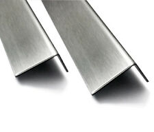 Platten für die Metallbearbeitung 5mm Profil aus Edelstahl