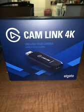 Elgato Cam Link 4K Compact HDMI Capture Device Live Streaming