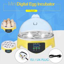 Digital Egg Incubator Temperature Control semiautomatic Turning/Chicken Hatcher