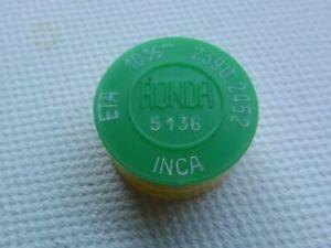 Vintage NOS ETA 2390/2452 inca Balance Complete