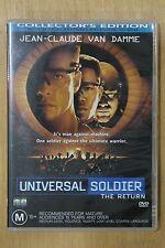 Universal Soldier - The Return (DVD, 2000)  - (D75)