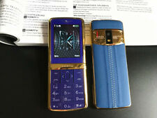 Unlocked Luxurious Signature Bar Mobile Phone M7i Bluetooth Dial Luxury Leather