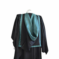 Graduation Full Shape Hood Bottle Green University Bachelors Masters Academic