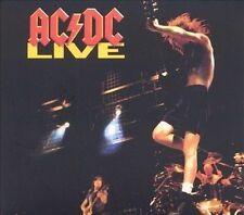 AC/DC Live 1992 CD Collectible Very Good Condition Not a music club CD 7 92215-2