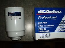 12 NEW AC DELCO DIESEL FUEL FILTER TP3018 TP3012 19305685 12664429 12633243 CASE