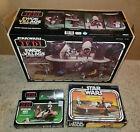 Kenner Star Wars Land Speeder ROTJ Ewok Village Speeder Bike BOX BOXES ONLY 1983