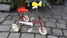 Antikes seltenes DDR Ossi Dreirad Ostblock Kindergarten Spielzeug