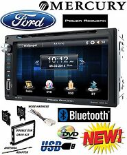 04-16 FORD MERCURY TOUCHSCREEN Double Din Bluetooth CD DVD USB Car Radio Stereo