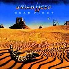 Head First [Bonus Tracks] by Uriah Heep (CD, Feb-2005, Sanctuary (USA))