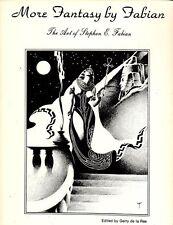 More Fantasy by Fabian by Gerry de la Ree (ed.) Signed- High Grade