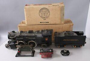 Lionel 1835E Standard Gauge Steam Locomotive/Box