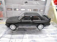 NO 350009 BMW M3 E30 1986 Black Jet-Car NOREV Echelle 1//43