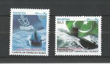 PAKISTAN 2003 SUNMARINE CONSTRUCTION SG,1220-1221 UN/MM NH LOT 1935A