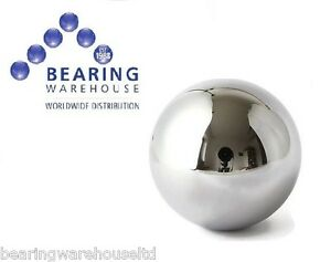 Bearing Warehouse Imperial Size -Steel Balls Stainless 316 Grade 100 (AISI 316L)