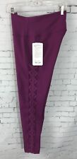 Lululemon High Times Pant 12 *SE Rhythm Chilled Grape Mesh Side Cutouts New NWT