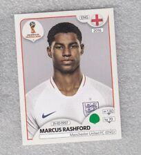 Sticker football MARCUS RASHFORD England FIFA WC Russia 2018 Panini #590