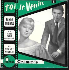 EP SIMPLE 5 TITRES BOF/OST--TOI LE VENIN--A.GOSSELAIN