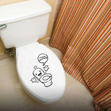 Funny Toilet Stickers I'll Give You a Hug Quotes Room Decoration Home Decor SS3