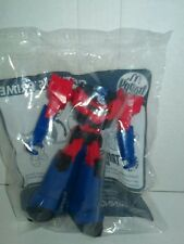 mcdonalds happy meal toy transformers robots in disguise optimus prime