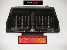 CAGIVA 125 MITO SMOKED SUPER BRIGHT LED TAIL LIGHT LIGHTS ' E' MARKED ROAD LEGAL