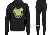 05fafe9b3fbf VERSACE BLK Meduse Hoodie Set SWEATSHIRT + Pants XL New