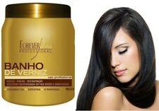 Keratin treatment Banho de Verniz by Forever Liss Hydrating Mask  33,8oz 1kg