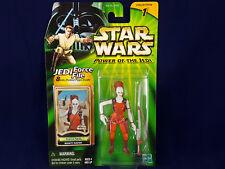 Star Wars Power of the Jedi Aurra Sing Bounty Hunter Episode 1 POTJ C1 Last
