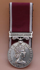 Full Size Court Mounted Army Long Service LS & Good Conduct GC Medal