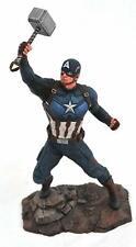 Avengers Endgame figura Capitán América 23cm Marvel Gallery Diamond Select