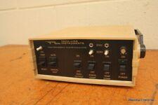 TECH-LINE INSTRUMENTS MODEL 200 CONTROLLER
