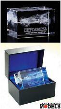 Mini 4wd AVANTE CRYSTAL 3D Tamiya 9966834 TP66834 1/32 New Nuovo Ultra Rare!!