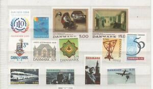 A Good Cat Value fantastic mint Danish 1990's group