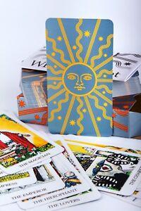 White Tarot. A Tarot Deck Based on A. E Waite's The Pictorial Key to Tarot