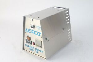 Lesco SUPER SPOT MK II UV Curing System Light Source