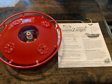 New listing Aspects #433 HummBlossom 4 oz Hummingbird Feeder, Rose Color, Made in Usa