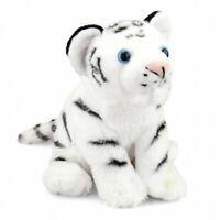 CUDDLEKINS WHITE TIGER CUB PLUSH SOFT TOY 30CM STUFFED ANIMAL BY WILD REPUBLIC