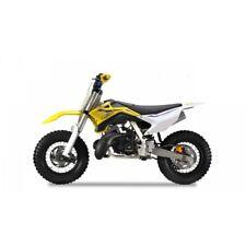 """Mini Moto Pitbike Lem 50cc Ruote 10"""" Accenzione a Pedale Modello Morini"""