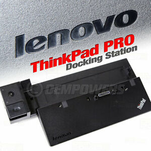 Lenovo ThinkPad L460 T460 T460s T460p L560 T560 X250 Pro Dock Docking Station